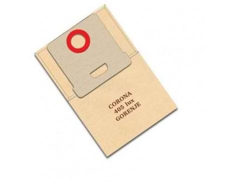 Papirna kesa za usisivač Corona lux 405, Gorenje
