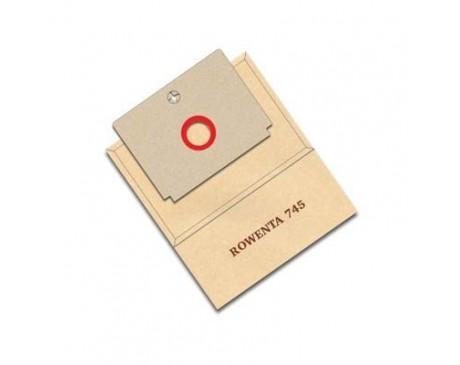 Papirna kesa za usisivač Rowenta ZR 745, Dymbo, Privileg
