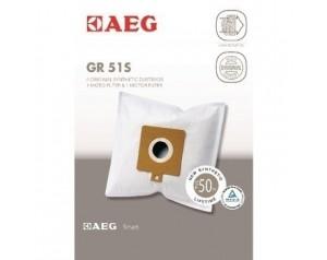 Mikrofiber kesa za usisivač AEG GR51 S 9001667402 pakovanje 4+1+1