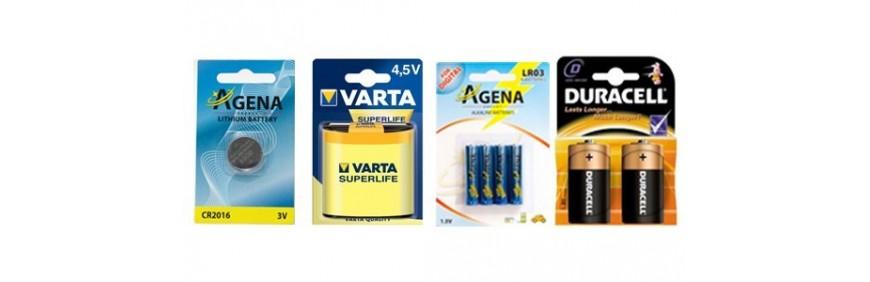 Svi tipovi baterija